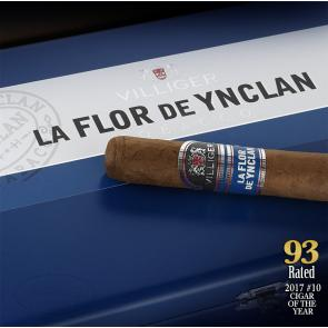 Villiger La Flor de Ynclan Robusto Cigars 2017 #10 Cigar of the Year [CL0320]-www.cigarplace.biz-22